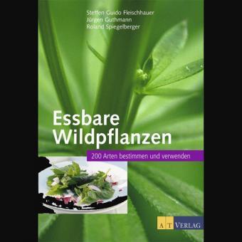 """Buch """"Essbare Wildpflanzen"""""""