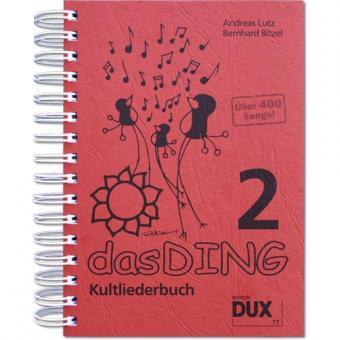 "Liederbuch ""Das Ding 2"", Band 2"