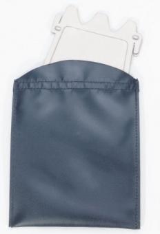 EmberLit Packsack für Holzkocher - schwarz