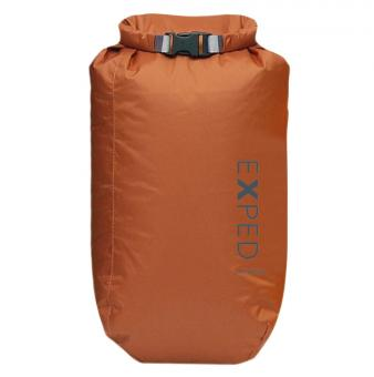 Exped Fold Drybag   M -  terracotta