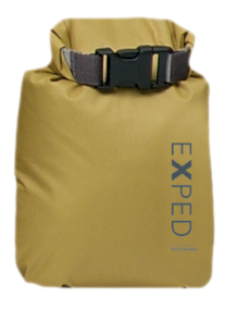 Exped Fold Drybag      XXS - bs lime oder sand