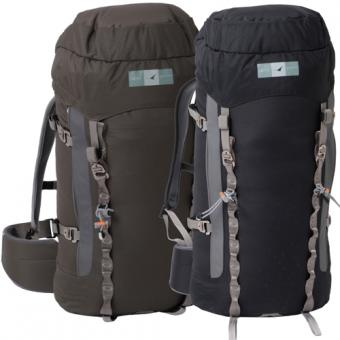 Exped Backcountry 45 - bark brown oder schwarz