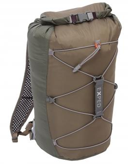 Exped Cloudburst 25 - brown oder oliv