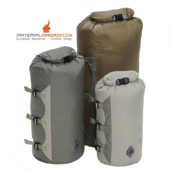 Exped Waterproof Compression Bag S - dunkelrot