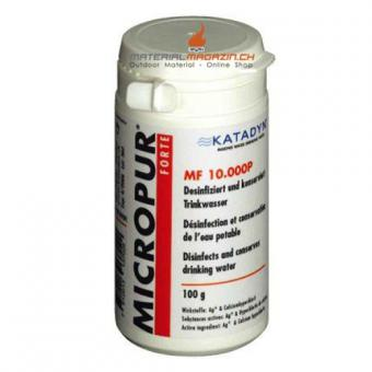 Micropur Forte MF 10'000F
