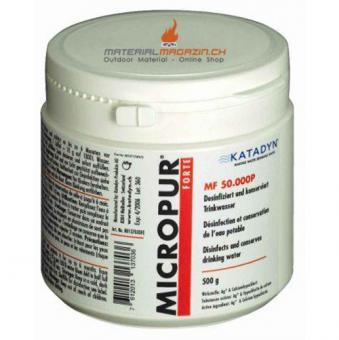 Micropur Forte MF 50'000P