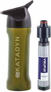 Katadyn MyBottle Purifier Green Deer Trinkflasche