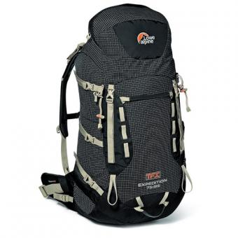 Lowe Alpine TFX Expedition 75-95 L - schwarz