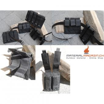 Magazintasche (1er) für Werkzeug oder Lampen