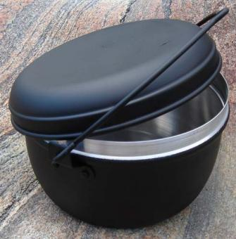Pfadipfanne - Pfadikessel  6.5 Liter