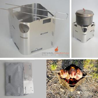 * Picogrill 239 Holzkocher