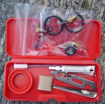 MSR WhisperLite Expedition Service Kit