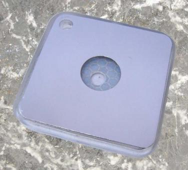 Signalspiegel 5x5cm, schwimmend