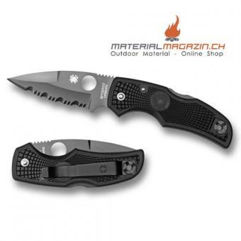 Spyderco Native FRN Black Blade