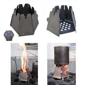Vargo Hexagon Titan Holzkocher